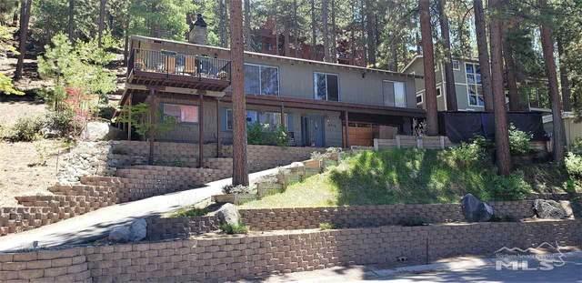 741 Lakeview Cir Nv, Zephyr Cove, NV 89448 (MLS #200008912) :: NVGemme Real Estate