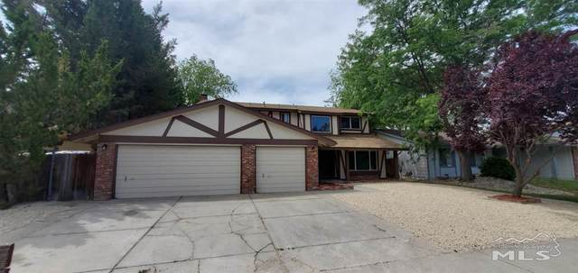 2431 Monte Verde Way, Sparks, NV 89434 (MLS #200008913) :: NVGemme Real Estate