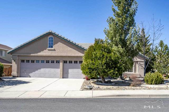 2699 Antonio Lane, Reno, NV 89523 (MLS #200008922) :: The Mike Wood Team