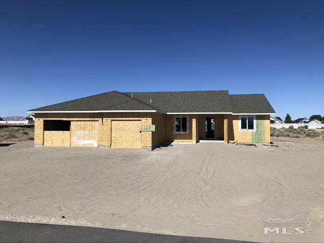 1831 Davis Lane, Fallon, NV 89406 (MLS #200008933) :: Chase International Real Estate