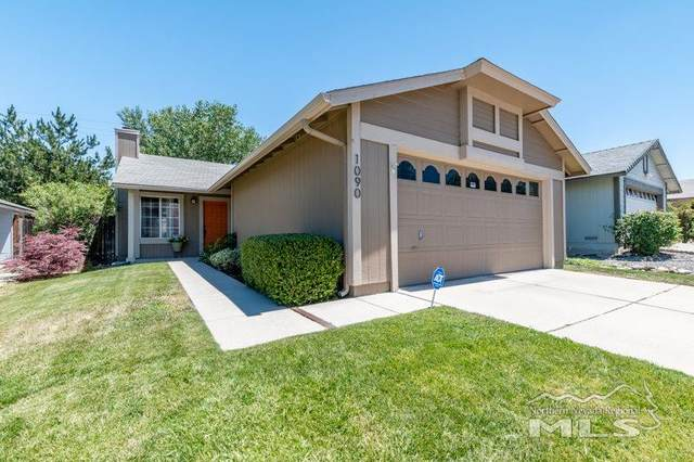 1090 Big Springs, Reno, NV 89509 (MLS #200008944) :: The Mike Wood Team