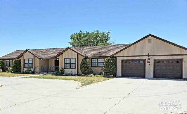 665 Rice Rd., Fallon, NV 89406 (MLS #200008945) :: Theresa Nelson Real Estate