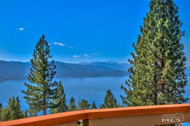 838 Tyner Way, Incline Village, NV 89451 (MLS #200008956) :: Chase International Real Estate