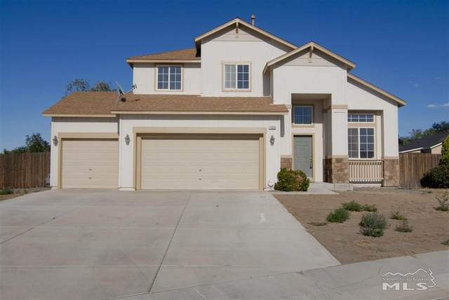 1323 Winnie's Lane, Fernley, NV 89408 (MLS #200008961) :: Ferrari-Lund Real Estate