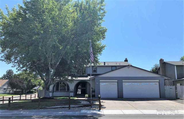 2180 Figoni Ranch Rd Nv, Sparks, NV 89434 (MLS #200008971) :: Ferrari-Lund Real Estate