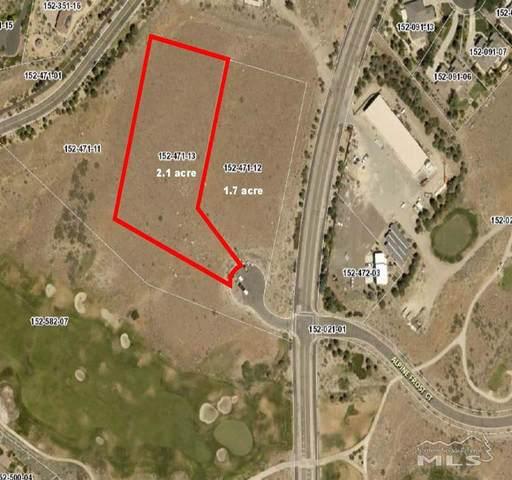 3655 Triplett Court, Reno, NV 89511 (MLS #200008975) :: Theresa Nelson Real Estate