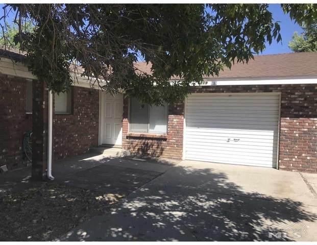 819 Travis Drive, Carson City, NV 89701 (MLS #200008976) :: Chase International Real Estate