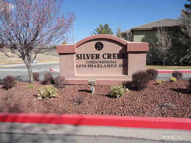 6850 Sharlands U2121, Reno, NV 89523 (MLS #200008979) :: The Mike Wood Team