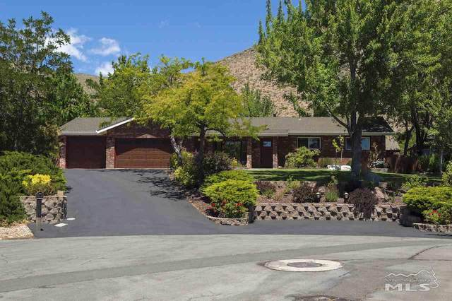 6 Farady Circle, Carson City, NV 89706 (MLS #200008990) :: Fink Morales Hall Group