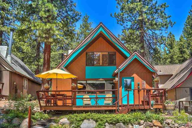 599 Crest Lane #35, Incline Village, NV 89451 (MLS #200008997) :: Chase International Real Estate