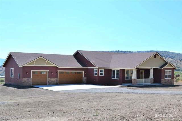 111 Quinn Way, Wellington, NV 89444 (MLS #200009001) :: NVGemme Real Estate