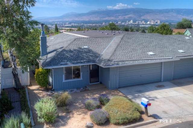 3442 Terrace Knoll Court, Reno, NV 89512 (MLS #200009003) :: Fink Morales Hall Group