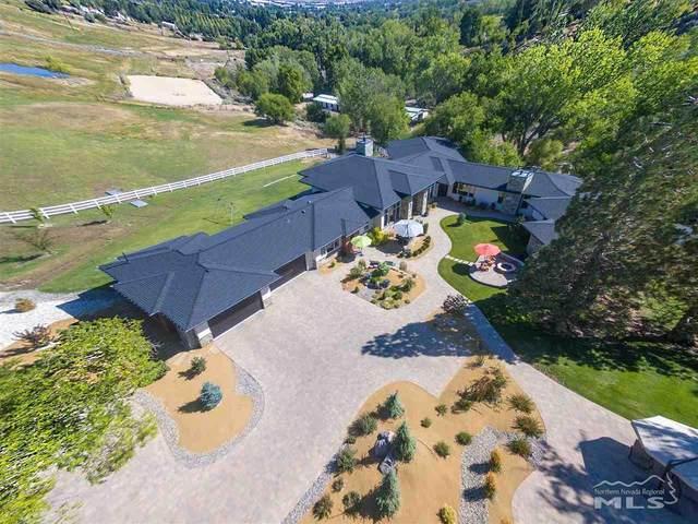 3600 Holcomb Ranch Lane, Reno, NV 89511 (MLS #200009005) :: Ferrari-Lund Real Estate