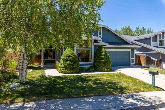 5346 Mountcrest Lane, Reno, NV 89523 (MLS #200009007) :: The Mike Wood Team
