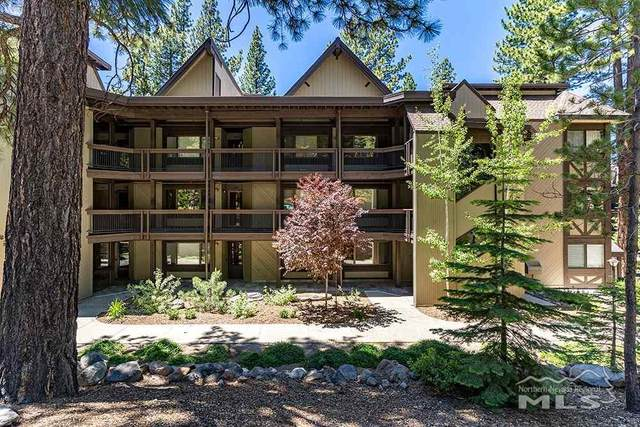 333 Ski Way #262, Incline Village, NV 89451 (MLS #200009009) :: Chase International Real Estate
