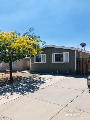 287 Miriam Way, Moundhouse, NV 89706 (MLS #200009013) :: Theresa Nelson Real Estate