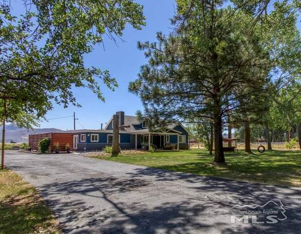 5750 Whitman, Washoe Valley, NV 89704 (MLS #200009019) :: Fink Morales Hall Group