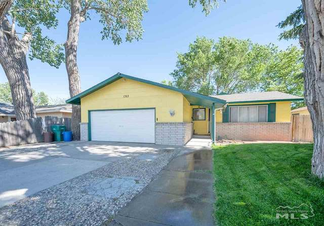 1363 E Fifth Street, Carson City, NV 89701 (MLS #200009026) :: Vaulet Group Real Estate