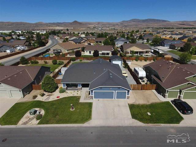 2294 Lanstar, Sparks, NV 89441 (MLS #200009030) :: Chase International Real Estate