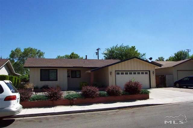 119 Gault Way, Sparks, NV 89431 (MLS #200009037) :: Chase International Real Estate
