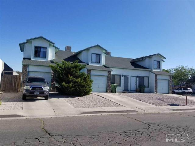 171,177,183 Keddie, Fallon, NV 89406 (MLS #200009039) :: Chase International Real Estate