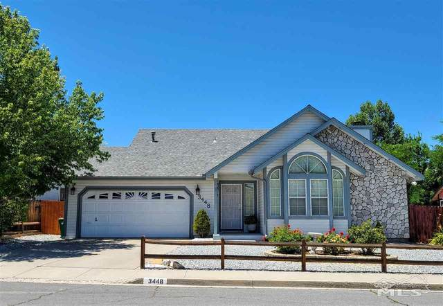 3448 Bonnyview Dr, Carson City, NV 89701 (MLS #200009048) :: Theresa Nelson Real Estate