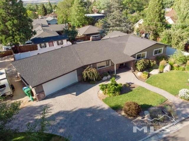 1485 Mount Rose Street, Reno, NV 89509 (MLS #200009058) :: Vaulet Group Real Estate