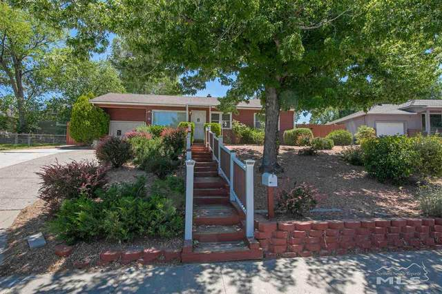 50 Mayberry Dr., Reno, NV 89509 (MLS #200009068) :: Fink Morales Hall Group