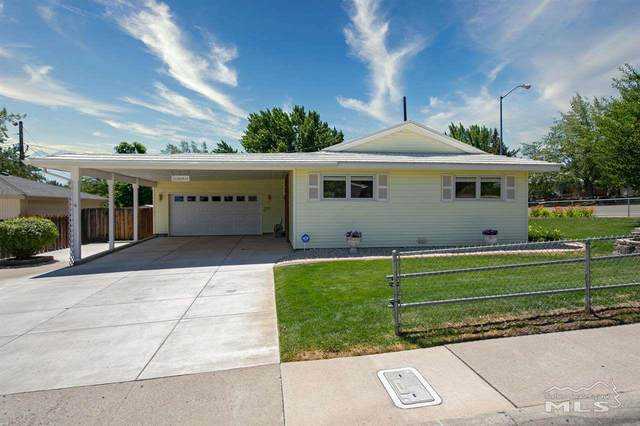 1485 Akard Dr., Reno, NV 89503 (MLS #200009069) :: The Mike Wood Team
