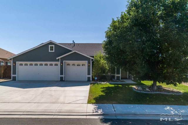 927 Desert Breeze Way, Fernley, NV 89408 (MLS #200009073) :: Chase International Real Estate
