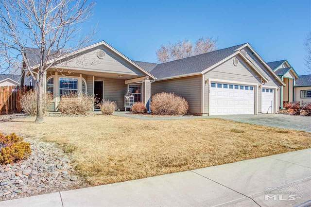 1360 Chichester, Gardnerville, NV 89410 (MLS #200009076) :: The Craig Team