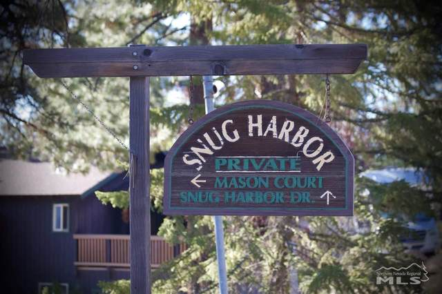179 Snug Harbor Rd, Glenbrook, NV 89413 (MLS #200009079) :: The Mike Wood Team