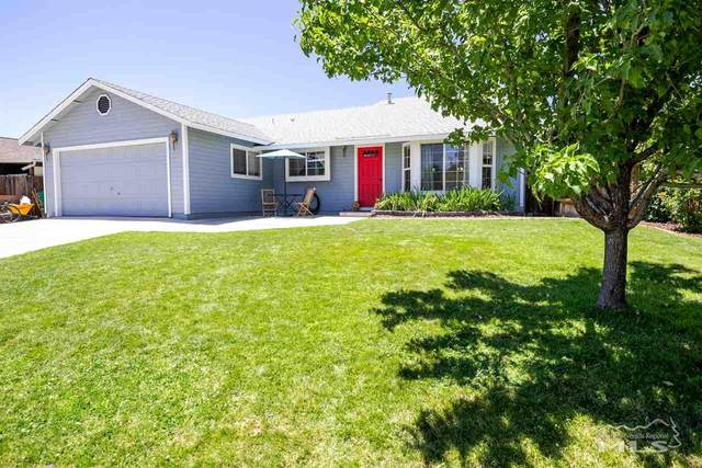 583 Yellow Jacket, Dayton, NV 89403 (MLS #200009081) :: Ferrari-Lund Real Estate