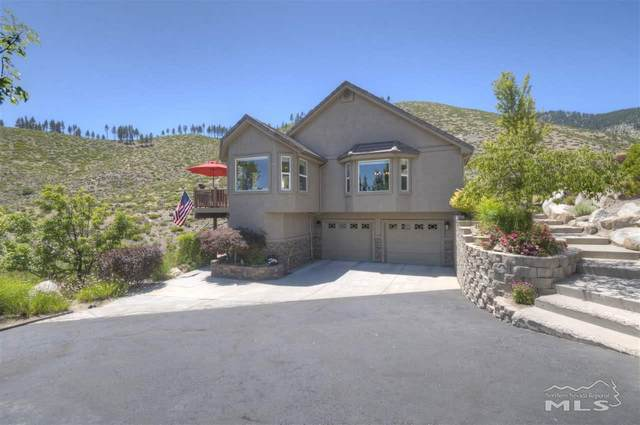 4441 Timberline Drive, Carson City, NV 89703 (MLS #200009085) :: Theresa Nelson Real Estate