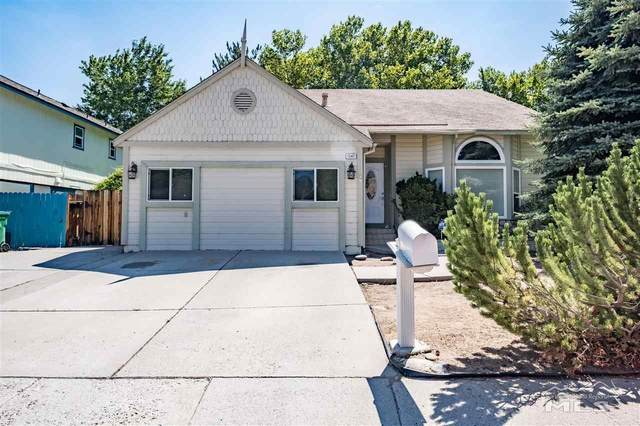 1542 Union St., Sparks, NV 89434 (MLS #200009086) :: Chase International Real Estate
