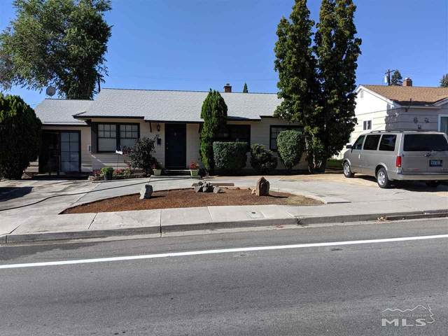 1545 Keystone, Reno, NV 89503 (MLS #200009090) :: The Mike Wood Team