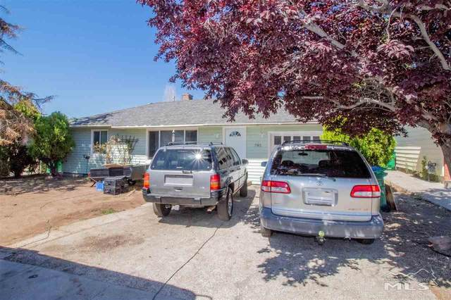785 Bates Ave., Reno, NV 89502 (MLS #200009097) :: Chase International Real Estate