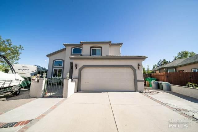 2858 Barong, Reno, NV 89523 (MLS #200009101) :: Chase International Real Estate