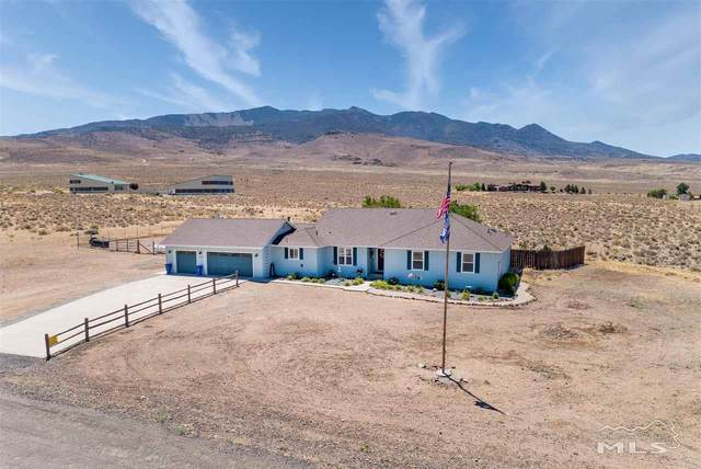 255 Hiko, Dayton, NV 89403 (MLS #200009103) :: Ferrari-Lund Real Estate