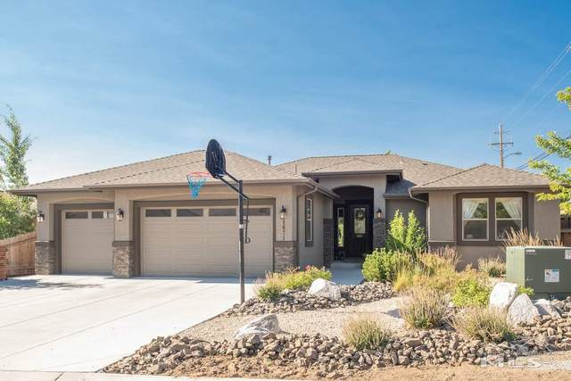 1671 Robb Drive, Carson City, NV 89703 (MLS #200009107) :: Theresa Nelson Real Estate