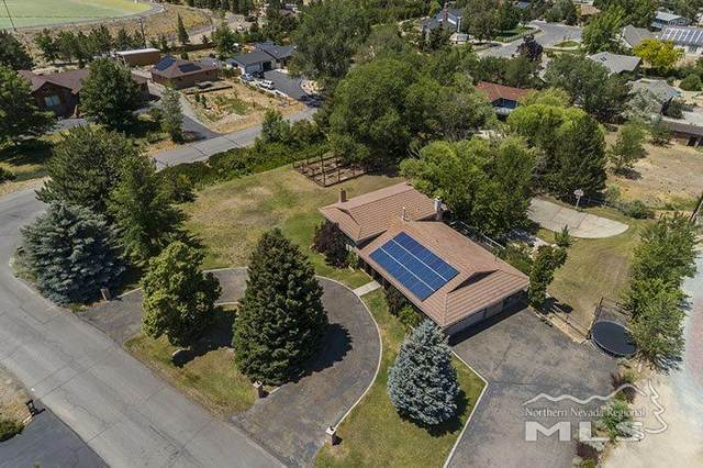 4295 Juniper Creek Road, Reno, NV 89519 (MLS #200009111) :: Fink Morales Hall Group