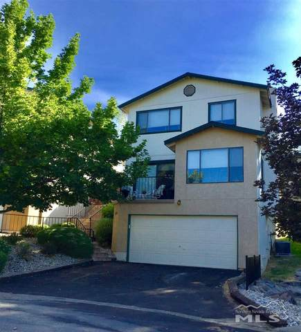 1100 Thompson Street, Carson City, NV 89703 (MLS #200009122) :: Theresa Nelson Real Estate