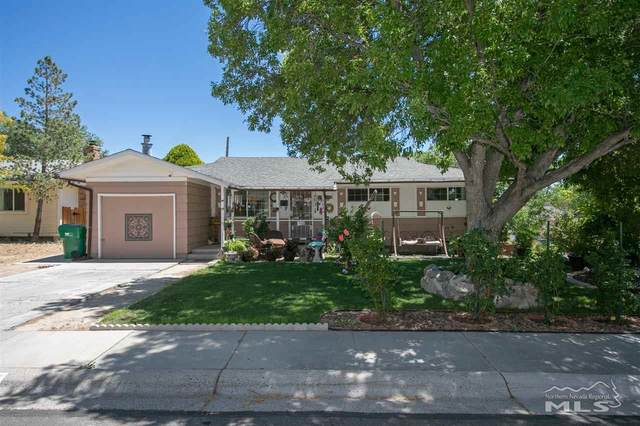 1300 Tioga Way, Reno, NV 89503 (MLS #200009138) :: Ferrari-Lund Real Estate