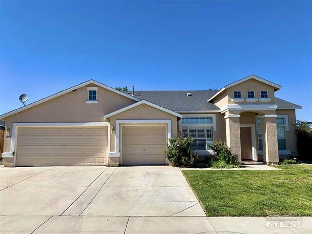 1064 Greenbrook, Fernley, NV 89408 (MLS #200009146) :: Fink Morales Hall Group