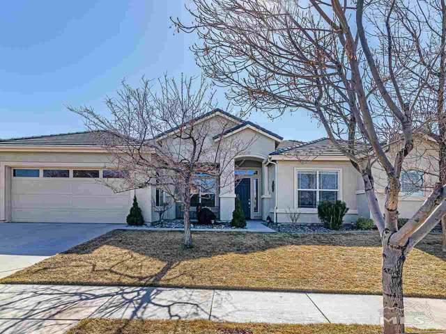2813 Orion Drive, Sparks, NV 89436 (MLS #200009147) :: NVGemme Real Estate