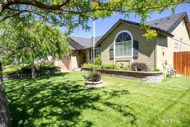 1430 James Rd, Gardnerville, NV 89460 (MLS #200009148) :: Harcourts NV1