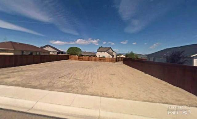 455 Dog Leg Dr, Fernley, NV 89408 (MLS #200009149) :: Fink Morales Hall Group