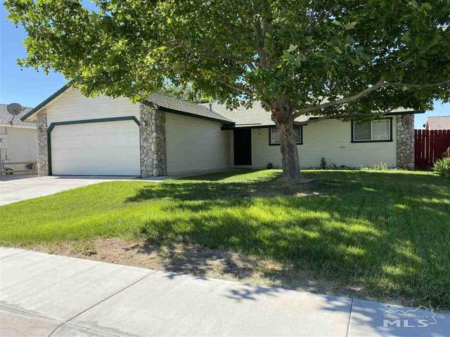 807 Columbine Ct, Fernley, NV 89408 (MLS #200009150) :: Fink Morales Hall Group