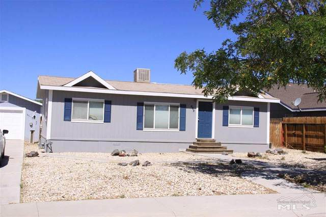 649 Angela St, Fernley, NV 89408 (MLS #200009153) :: Fink Morales Hall Group