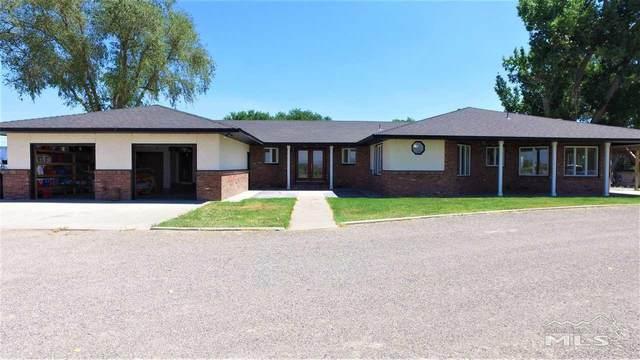 2025 Cushman Rd, Fallon, NV 89406 (MLS #200009156) :: Theresa Nelson Real Estate